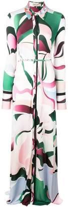 Emilio Pucci long shirt dress