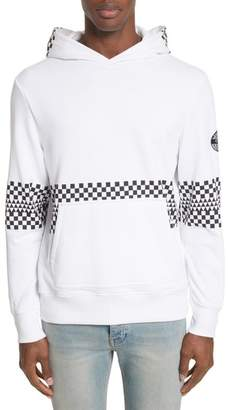 Ovadia & Sons Type-01 Check Print Hoodie