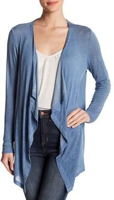Karen Kane Drape Front Sweater