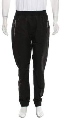 Givenchy Zip-Accented Jogger Pants