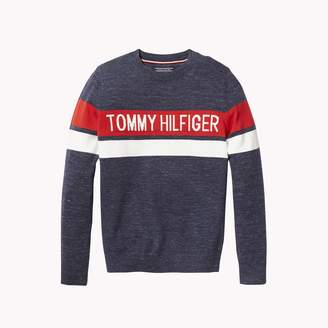 Tommy Hilfiger TH Kids Classic Stripe Sweatshirt