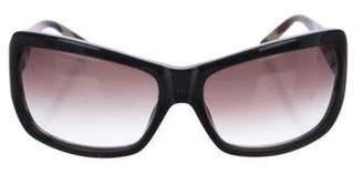 Missoni Tinted Square Sunglasses