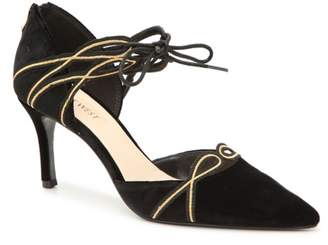 Nine West Mayef Velvet Pump