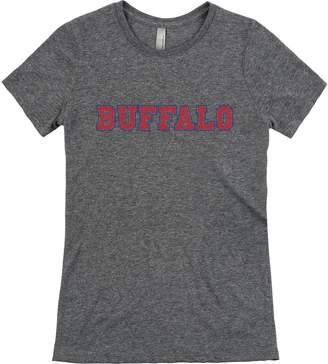 Buffalo David Bitton Trunk Candy Cities Fan Women's Tri-Blend T-Shirt