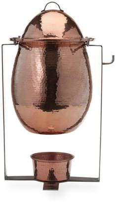 Sertodo Copper 4.25 Qt. Delphi Soup Tureen