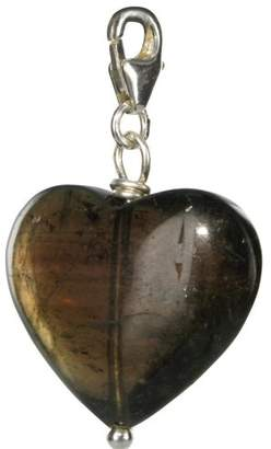 Jane Davis CHM010 Tourmaline Heart Charm