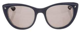 Rebecca Minkoff x Shane Baum Lorimer Cat-Eye Sunglasses
