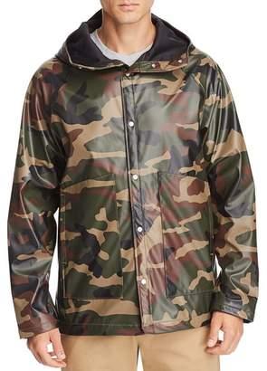 Herschel Camouflage-Print Classic Rain Coat