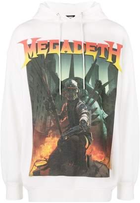 R 13 Megadeth Fatalbot hoodie