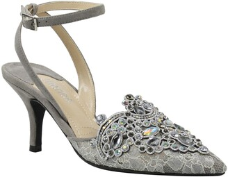 J. Renee Desdemona Embellished Pump