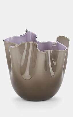 Venini Fazzoletto Glass Vase
