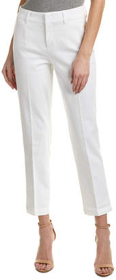 NYDJ Optic White Ankle Trouser