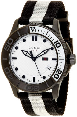 Gucci Men's City Watch