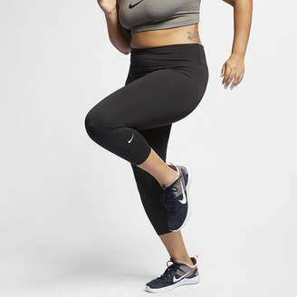 Nike Women's Crops (Plus Size One