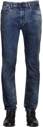 Diesel 17cm Thommer Slim Marble Denim Jeans