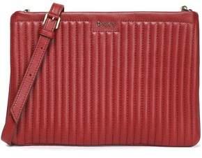 DKNY Quilted Leather Shoulder Bag