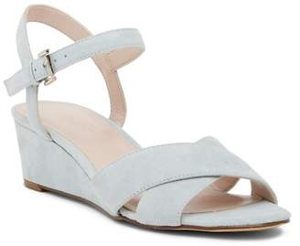 Nine West Lucy Me Wedge Sandal