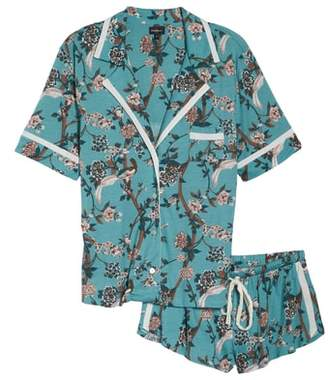 Cosabella Bella Print Short Pajamas