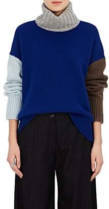 TOMORROWLAND Women's Colorblocked Wool Sweater