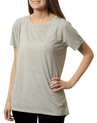 Tail Juniors' Hi-Lo Shirt Tunic Tee