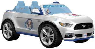 Fisher-Price Disney's Frozen Power Wheels Smart Drive Ford Mustang by