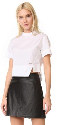 DSQUARED2 Mini T-Shirt $370 thestylecure.com