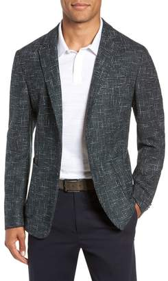 BOSS Nold Trim Fit Check Sport Coat