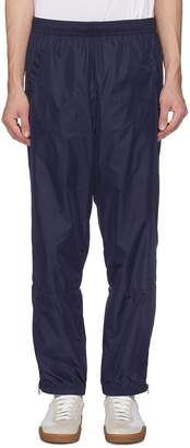 Acne Studios Face patch contrast piping jogging pants