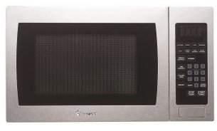 "Magic Chef 19.1"" 0.9 Cu Ft 900 Watt Digital Touch Countertop Microwave"