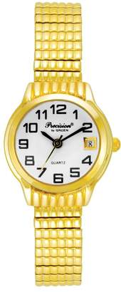 Gruen Precision By Precision by Women's Expansion Watch