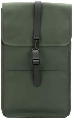 Rains flap backpack