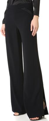 Cushnie Et Ochs Tuxedo Pants $895 thestylecure.com