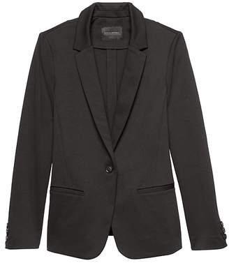 Banana Republic JAPAN ONLINE EXCLUSIVE Ponte Knit Blazer