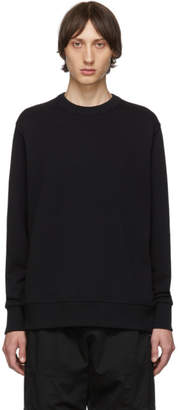Burberry Black Acklow MJ Wear Sweatshirt