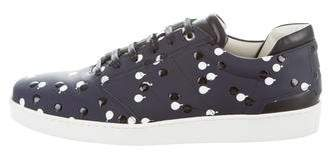 WANT Les Essentiels Hand Painted Low-Top Sneakers