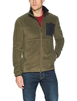 Quiksilver Men's Butter Fleece Jacket
