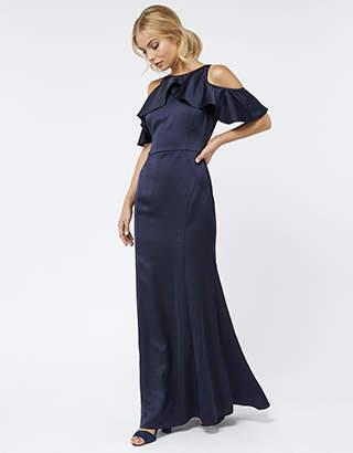 Monsoon Freya Ruffle Dress