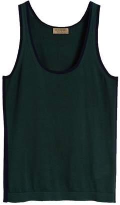 Burberry Silk Cashmere Vest