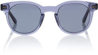 Karen Walker Monumental by Wilde Round Sunglasses
