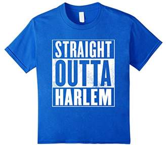 Harlem T-Shirt - STRAIGHT OUTTA HARLEM Shirt