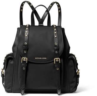 Michael Kors Leila Black Backpack