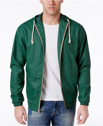 Weatherproof Vintage Men's Hooded Rain Coat $79.50 thestylecure.com