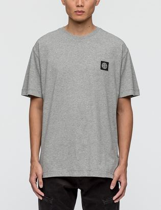 Stone Island Classic Chest Logo T-shirt $100 thestylecure.com