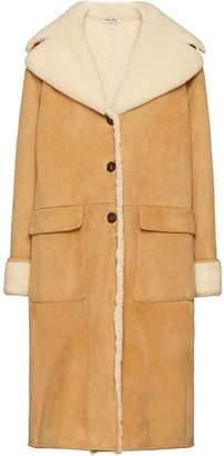 Miu Miu Shearling coat
