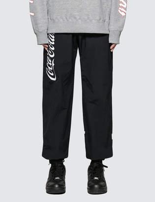 Coca-Cola By Atmos Lab Drd Nylon Track Pants