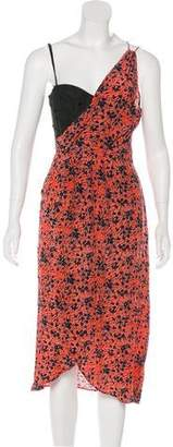 Rachel Comey Midi Print Dress