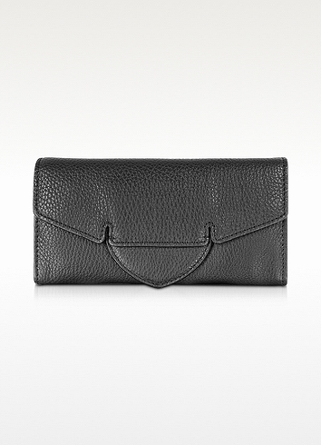 Luana Layla- Leather Flap Wallet