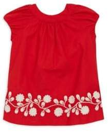 Bonpoint Baby's& Toddler's Embroidered Cotton Dress