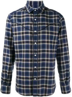 Valentino plaid shirt