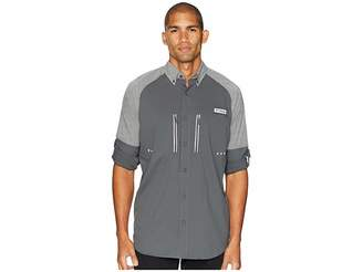 Columbia Solar Shade Zero Woven Long Sleeve Shirt